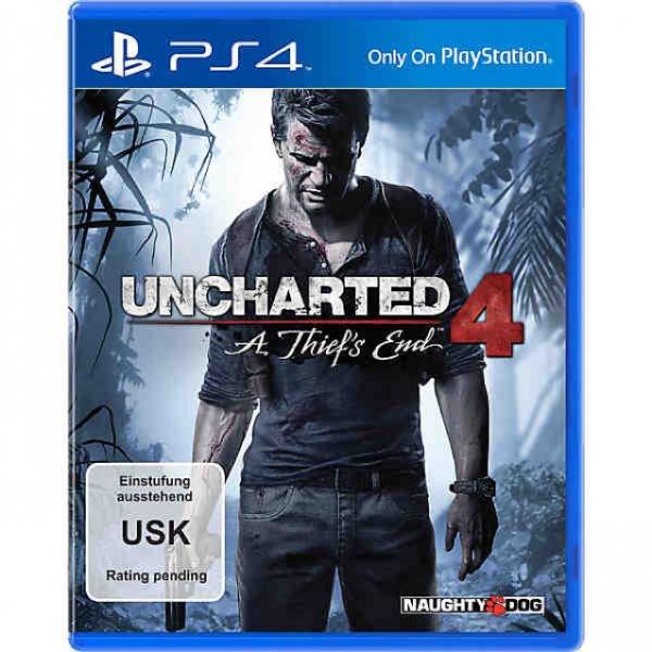 Uncharted 4 (Otto.de)