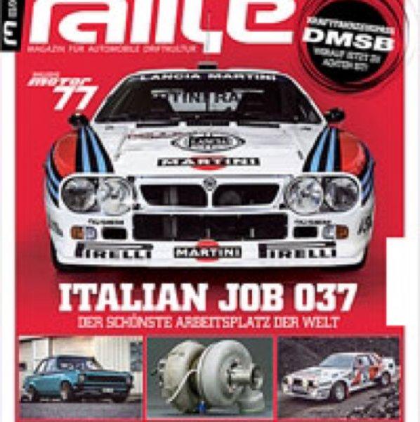 Rallye Magazin gratis über Eazers App