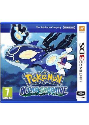 [base.com] Pokémon Alpha Sapphire [3DS] für 30,49€ inkl. Versand