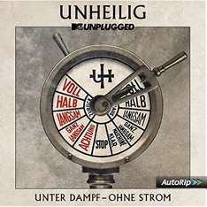 "[Amazon Prime] [Vinyl] Unheilig - MTV Unplugged ""Unter Dampf ohne Strom"" Limited 3LP inkl. AutoRip"