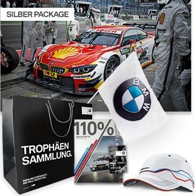 DTM BMW Passion Package Silber Gutschein für 5.999 Shell Clubsmart Punkte, auch BMW Passion Package Gold   +   BMW Performance Package   -siehe 1. Kommentar-