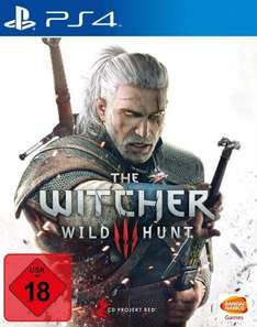 Gamestop: The Witcher 3 für PS4: Wild Hunt für 29,99€
