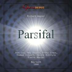 [download operadepot.com] Richard Wagner Parsifal Bayreuther Festspiele 1968/ Parsifal London 1971