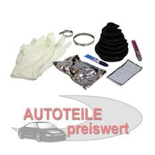 Ebay: Universal Achsmanschetten Set zum Kleben (passend für fast alle Fahrzeuge)