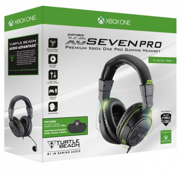 Turtle Beach XO Seven Pro Xbox One