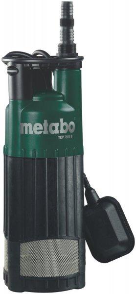 (Amazon.co.uk) Metabo TDP 7501S Tauchpumpe für 131,93€ statt 218,92€