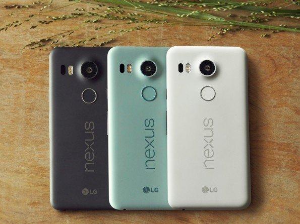 Nexus 5X 32 GB aus Amerika bei eBay für 249$ + Versand