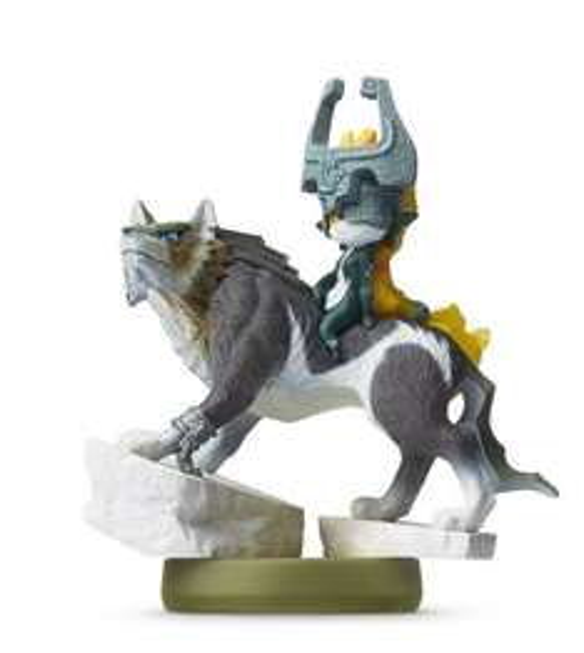 [Saturn] Amiibo - Wolf Link - 7,99€