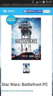 Star wars battlefront origin key @cdkeys.com