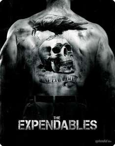 The Expendables - Trilogy (Limited Edition, 3 Discs, Steelbook, Uncut) (Blu-ray) @ müller