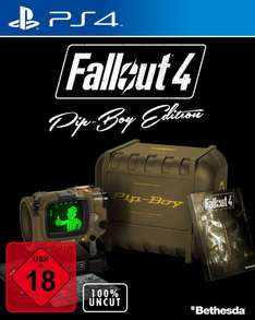 [Saturn.at] Fallout 4: Pip-Boy Collector's Edition (PS4 / XBO / PC) für 82€ inkl. Versand nach DE