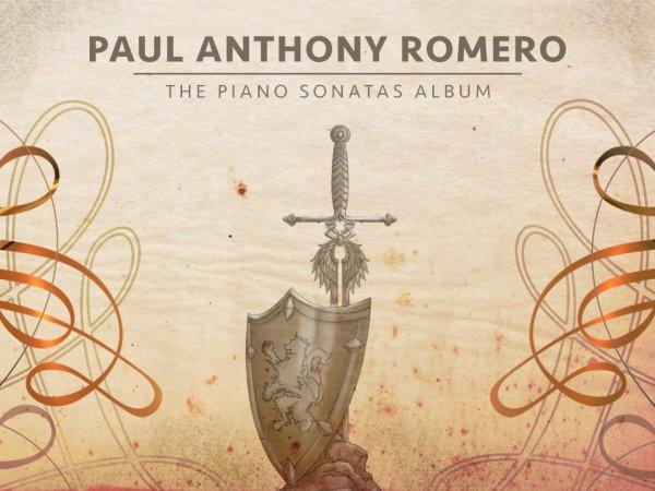 Paul Anthony Romero - The Piano Sonatas Album (Beispiel MP3/FLAC)