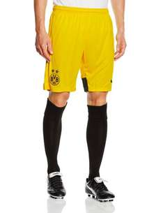 [Amazon Prime] PUMA Herren Hose BVB Replica Shorts in Gelb. Ab 10,31 Euro