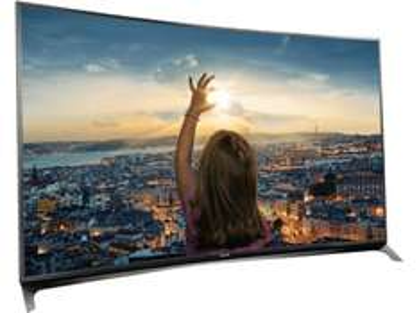 [Lokal MM München]        PANASONIC TX-55CRW854 LED TV (Curved, 55 Zoll, UHD 4K, 3D, SMART TV)  für 1799,- €
