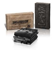 Sons of Anarchy - The Collector's Set (Seasons 1-7, die komplette Serie) (exklusiv bei Müller) (DVD)