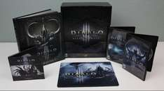 [Saturn.at] Diablo 3: Reaper of Souls - Collector's Edition (PC) (Mauspad, Artbook, Soundtrack, DLC) für 17€ inkl. Versand nach DE