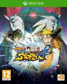 [amazon.fr] Xbox One | PS4 - Naruto Shippuden : Ultimate Ninja Storm 4 für 38,54 €