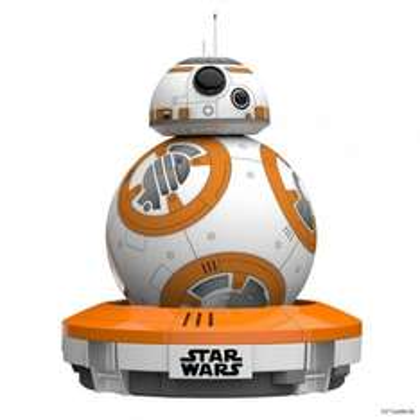 [@notebooksbilliger.de] Orbotix Sphero BB-8 Star Wars Droide RC für 90,99 €
