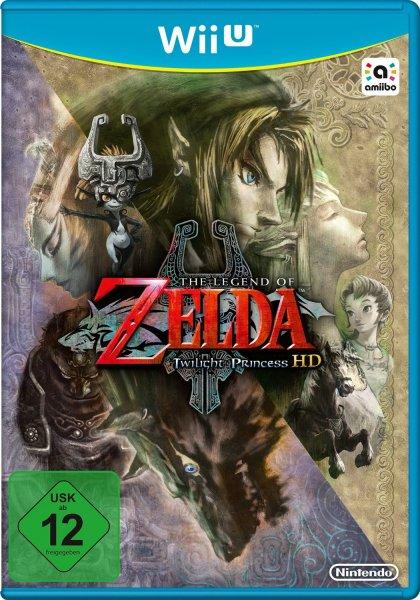 [Voelkner] The Legend of Zelda - Twilight Princess HD (Wii U) + Lautsprecher für 35,43€ versandkostenfrei