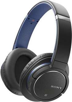 Sony MDR-ZX770BNL Over Ear Kopf­hö­rer mit Blue­tooth - Noise Can. - NFC - Blau inkl. Vsk für 103,47 € > [amazon.it]