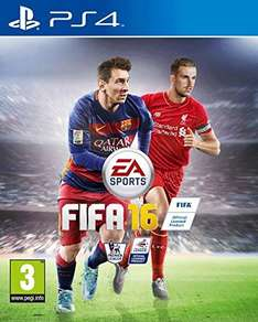 Amazon.UK: Fifa 16 PS4 für knapp 35€