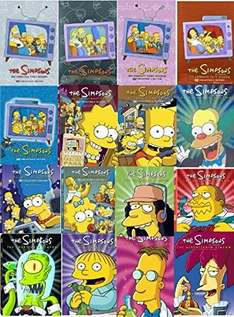 [Lokal Saturn Dortmund] Simpsons Staffel 1 bis 17 + Staffel 20