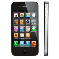 EBAY WOW Apple IPhone 4s 16 GB schwarz refurbished
