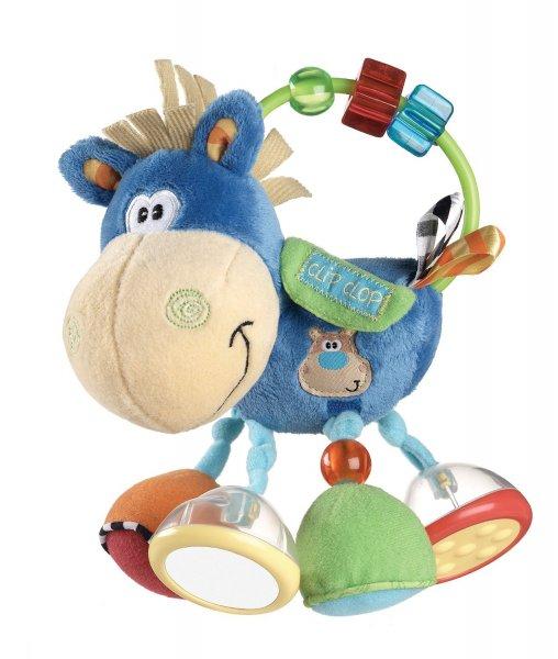 Playgro Klipp Klapp Pferd mit Rassel - endlich ein gut bezahlbares Spielzeug für Vielverdiener