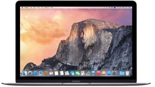 """Apple MacBook, 12"""", 8GB, 256GB SSD,verschiedene Farben [Mediamarkt.ch - Schweiz]"""