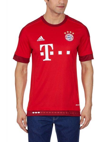 FC Bayern Heimtrikot 15/16 (Aktuellstes) ab 29,17€ direkt von Amazon!