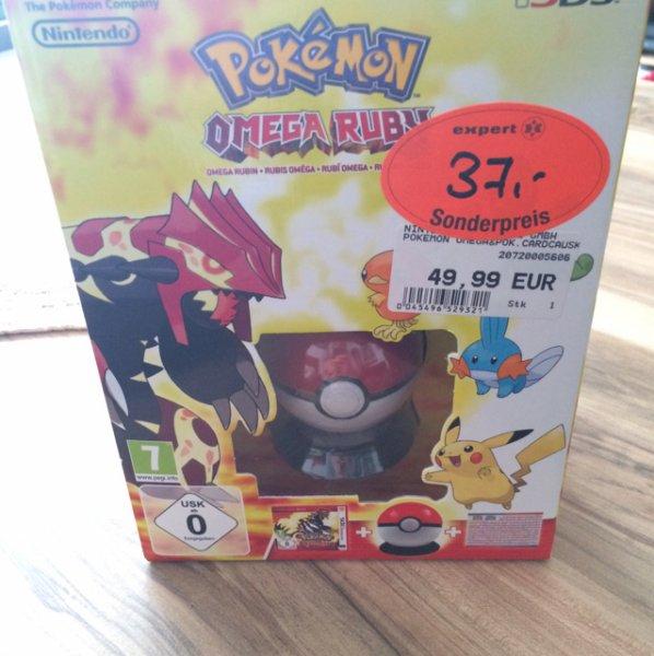 [Lokal Augsburg - Expert] Pokemon Omega Rubin