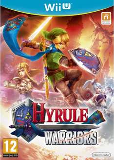[base.com] The Legend Of Zelda: Hyrule Warriors [Wii U] für 28,43€ inkl. Versand