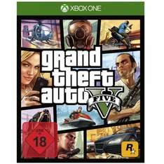 GTA 5 Xbox One für 38.98€ Redcoon