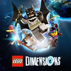 Lego Dimensions Starter Pack / Wii U, Xbox, PS3, PS4 bei Amazon.fr / 68€