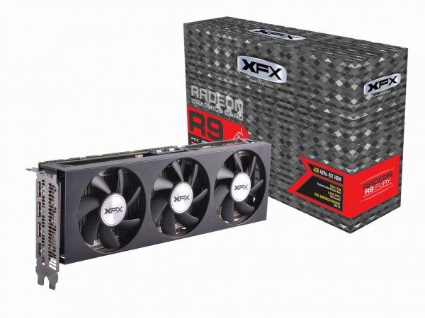 [ZackZack] XFX Radeon R9 Fury Triple Fan, Grafikkarte 433,95€  Bestpreis in DE