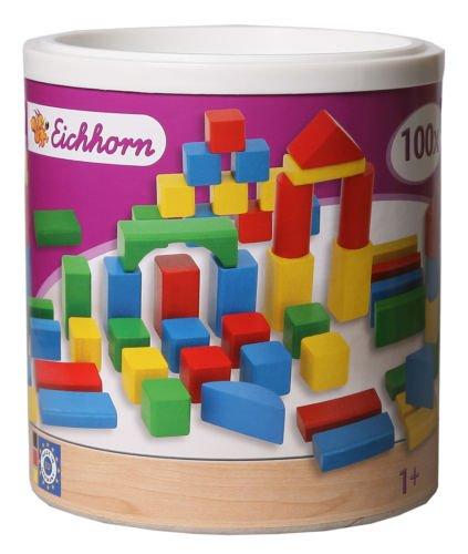 [HESSEN/BAYERN] Penny: Eichhorn  Baby-Holzbausteine 100-teilig für nur 8,00€