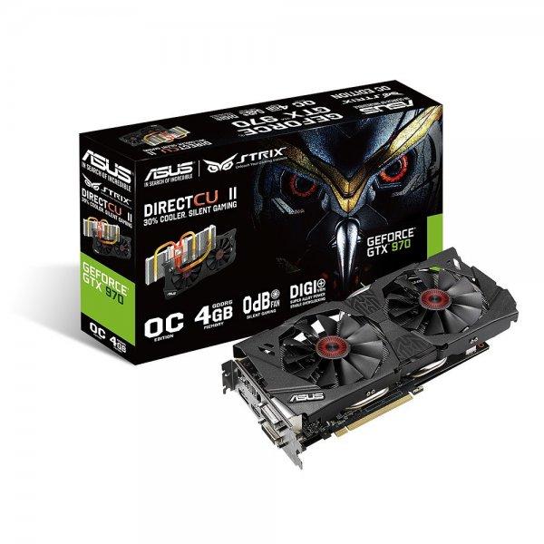 [CSL Computer] ASUS GeForce STRIX GTX 970 (auch 960, 980 und 980 Ti) mit Cashback, The Division, Far Cry Primal und weiteren Prämien!