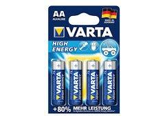 [Edeka] (Nordbayern, Südthüringen) Varta High Energy 12er Pack f. 2.99€ mit 1€ Scondoo Cashback --> 1,99€