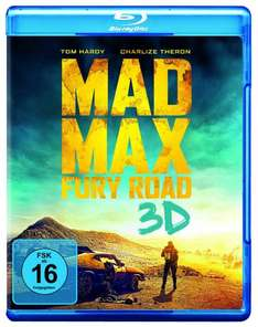 [Amazon]  3x Blu-ray-3Ds für 30 EUR (u.a. Mad Max: Fury Road, Gravity, San Andreas, uvm.)