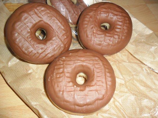 [LIDL] Die beliebten Schoko-Donuts im 3er Pack für nur 98Cent!