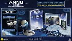 [Gameware.at] Anno 2205 - Collector's Edition (PC) (exklusive Sammlerbox, Mondposter, Artbook, Soundtrack, Season Pass) für 37,90€