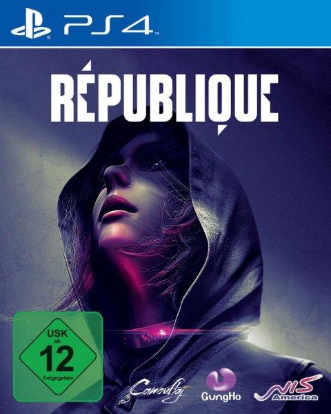 [Conrad] République (PS4) für 22,44€