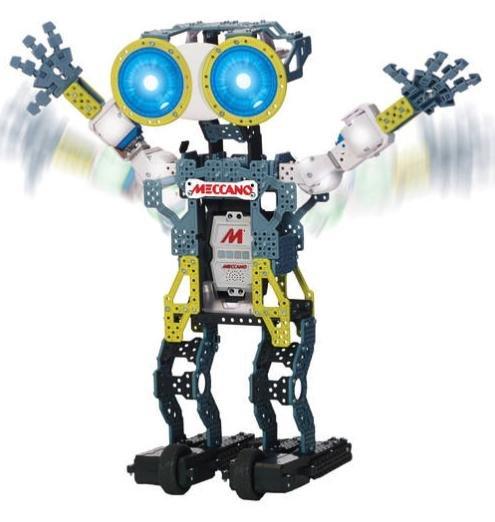 [Galeria Kaufhof] Spin Master Meccano Roboter Meccanoid G15 für 74,99€ inkl. VSK statt 143€