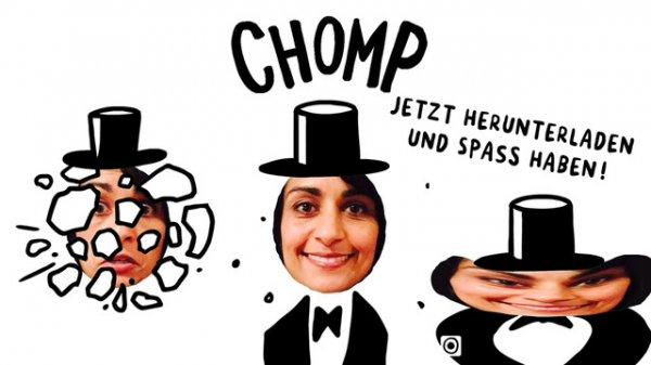 [iOS] Chomp Animationsspiel kostenlos statt 2,99€