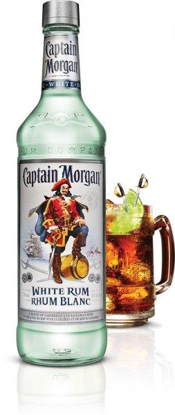 Captain Morgan White 0,7L für 5,99€ @ PENNY Würselen