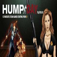 [STEAM / 7H SPECIAL PRICE] Hump Day #19 Bundle @ Indie Gala