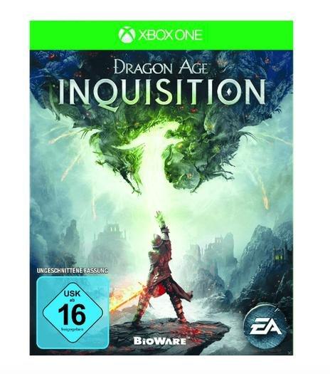 (Media Markt) Dragon Age: Inquisition (Xbox One) für 15€