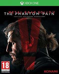 (Rakuten) Metal Gear Solid 5: The Phantom Pain (Xbox One) für 24,17€