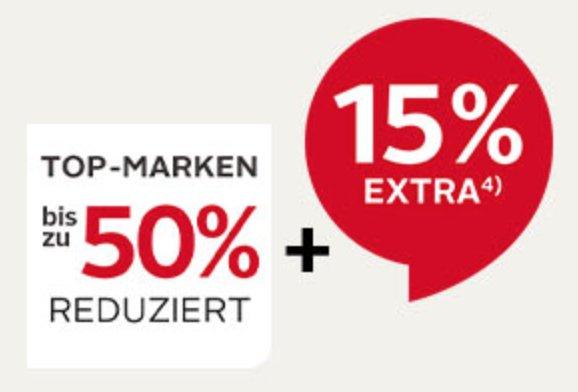 [otto.de] 15% EXTRA auf 50% VIP-SALE (der keiner ist...) APPLE WATCH SPORT 38/42mm für 296€/339€