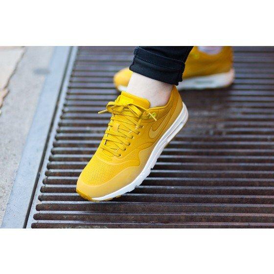 Nike Air Max Moire in gelb für 49,95 € inkl Versand